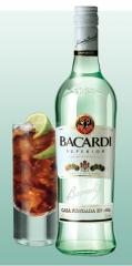 White rum BACARDI Superior
