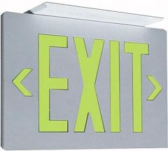 Exit Sign with LED technology