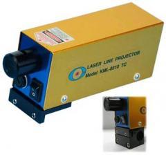 KML-8000 Liner Marking Laser Projector