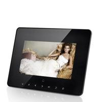 Digital Photo Frame 7 Ince, MP3/MP4 Player with