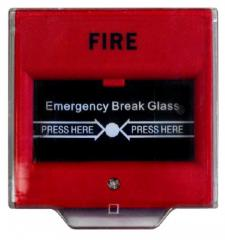 Break Glass Fire Emergency Exit Release