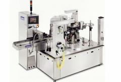Rotary Vacuum Fill - Seal Machine