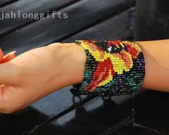 Bead Bracelet Bangle