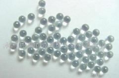 Glass beads are widely used for blasting and