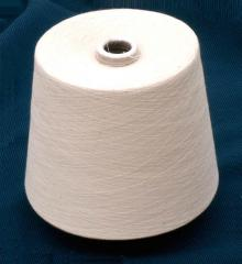 100% Carded Single Cotton Yarn for Knitting