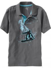 Polo T-Shirts Printed