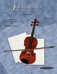 Adventure In Music Reading For Violin Book 2
