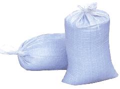 Woven propylene bags