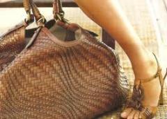 Kra Chude Woven Handbag