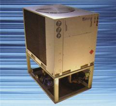 Air cooled package water chiller unit / Model