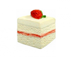 Bakery magnets Strawberry Cake