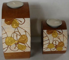 Mango Candle Holder Set CN402(set2)