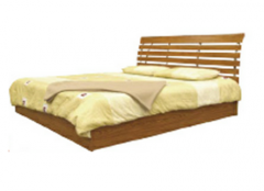 King Size Bed B6-simple