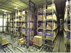 Pallet & Heavy Load Storage Systems