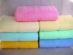 Bath Towels 100% Cotton