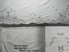 Bed Sheet Material in white and colours