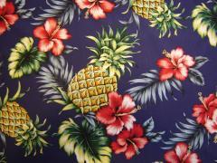 100% Cotton Printed Hawaiian Fabrics