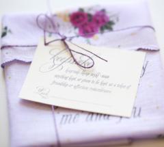 Girl Handkerchief