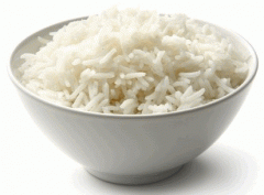 Quick-cooking rice