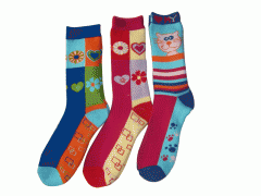 Women Terry Socks