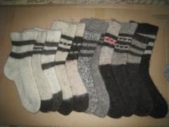 Woolen socks knitting machine