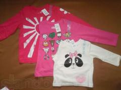 T-shirt for girls with prints