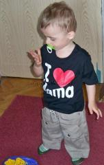 Children's T-shirts with prints