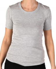 T-shirts with round neck