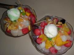 Santol Fruit Ice