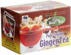 Ceylon Tea with Ginger