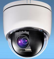 Indoor/Outdoor Vandal-Proof Speed Dome Camera