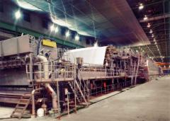 Paper machine Thai