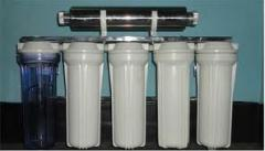 Water purifier 5stages