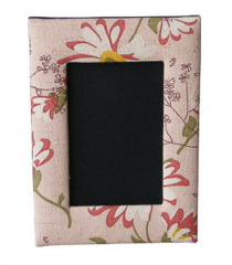 Rectangular Silk Photo Frame