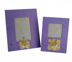 Silk Photo Frame
