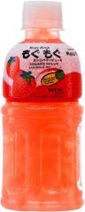 25% Strawberry Juice with Nata de Coco