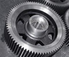 High tensile  pinion gear
