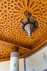 Decoration  Ceiling lamp wooden