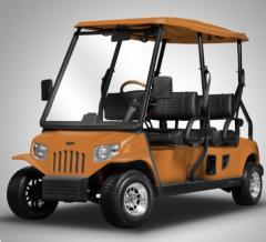 Super electric car E-MERGE E2 LE