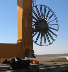 Cable Reel metall