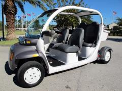CARIO TT01-EXT is and 4-seater electric car