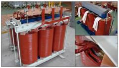 Low Voltage Dry type Transformers