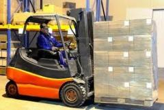 Forklift Warehouse Equipment