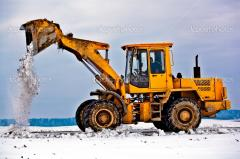 Wheel Loader maghine