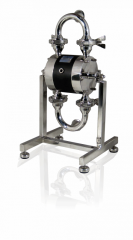 Aseptic EHEDG pump for pharmaceutical, biotech,