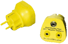 European Earth Bonding plug