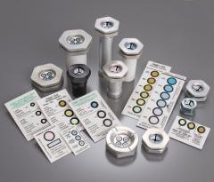 Humidity indicator cards (HICS)