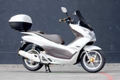 PCX 125i motorcycle
