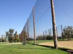 Driving Range Barrier Net