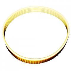 Polyurethane industrial belts